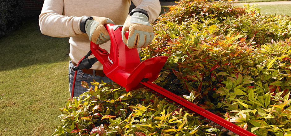 "17"" Electric Hedge Trimmer"