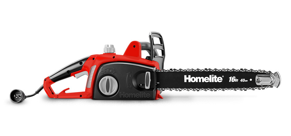 16 U0026quot  Electric Chainsaw  Ut43122   U2013 Homelite