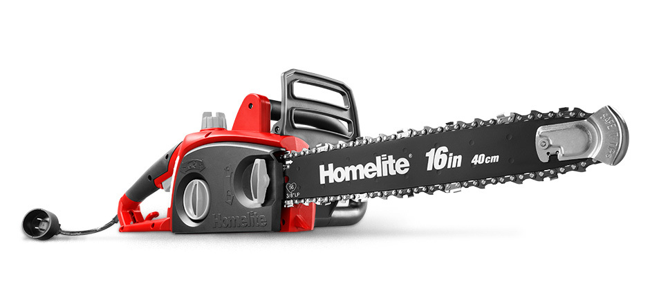 16 electric chainsaw ut43122 homelite 16 electric chainsaw greentooth Image collections