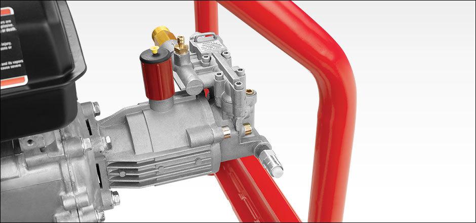 2500 Psi Gasoline Pressure Washer Hl252300 Homelite