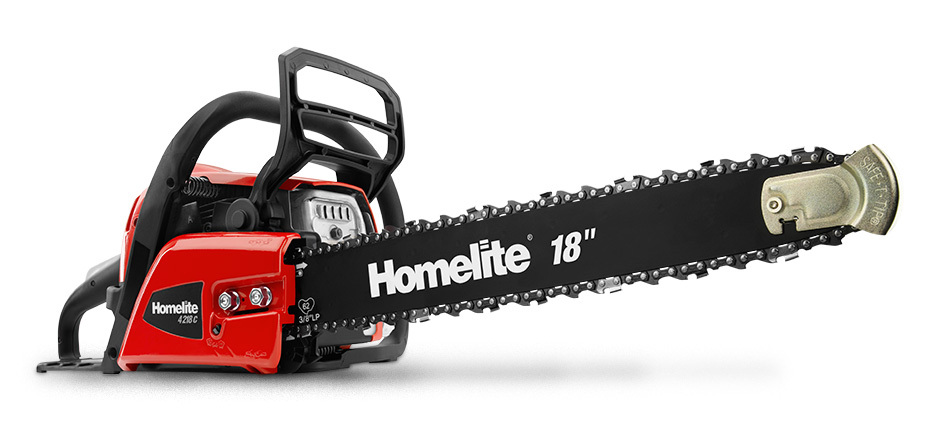 42cc chainsaw 18in