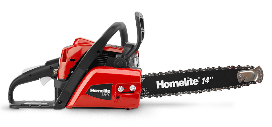 Chainsaws homelite 14in 42cc chainsaw greentooth Image collections