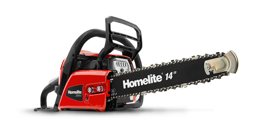 14in. 42cc Chainsaw UT10640 – Homelite