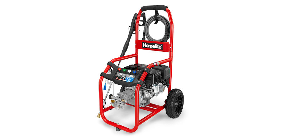 2700 Psi Gas Pressure Washer Ut80522b Homelite