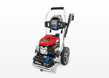 2700 PSI Gas Pressure Washer