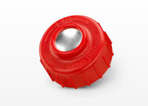 RY LHT Spool Retainer (RED)